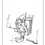 Feuerkobold_Ausmalbild_LehrKraftWerk